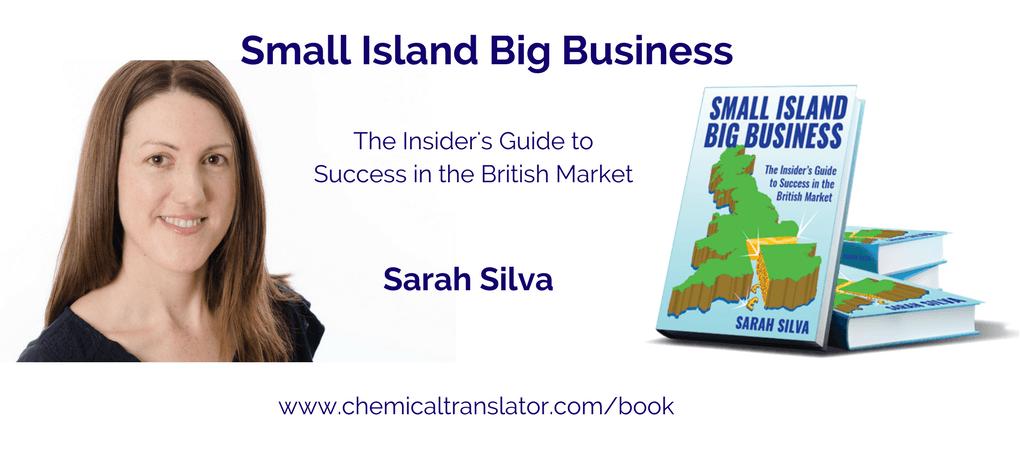 Small Island Big Business book