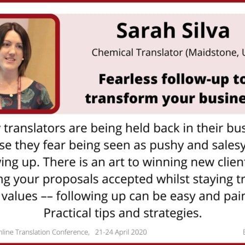 BP Translation Conference 2020: 21. bis 24. April 2020