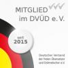 Deutscher Verband der freien Übersetzer und Dolmetscher - Mitgliedssiegel